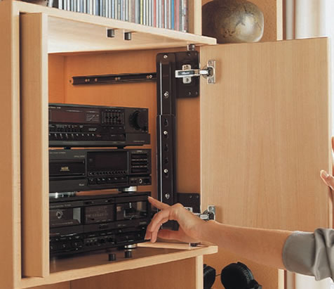 Retracting Cabinet Doors Amp Image Result For Retractable